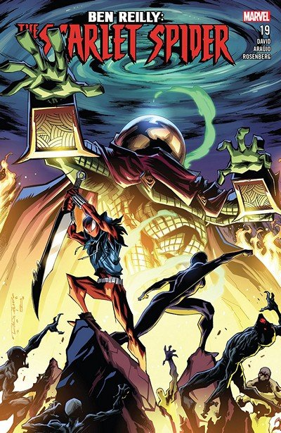Ben Reilly – The Scarlet Spider #19 (2018)