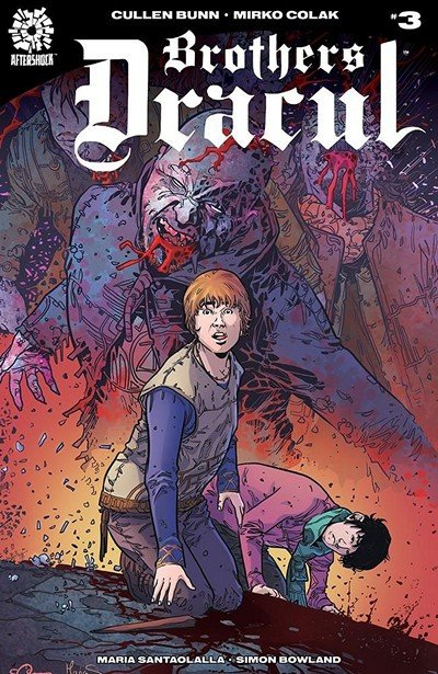 Brothers Dracul #3 (2018)