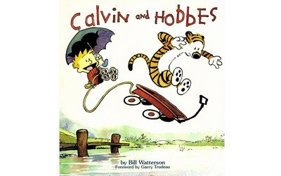 Calvin and Hobbes Complete Collection #1 – 11 + Extras