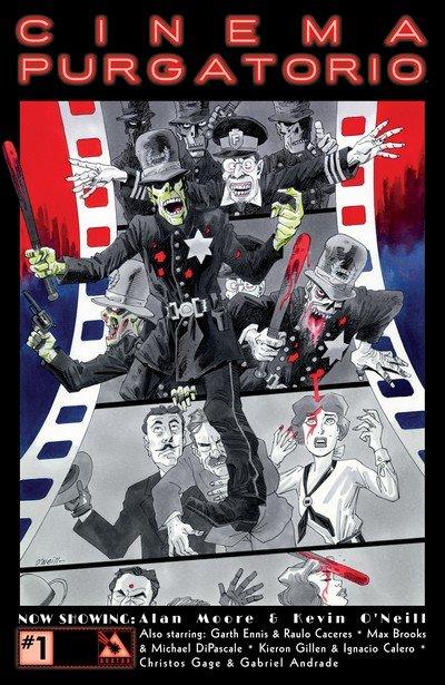 Cinema Purgatorio #1 – 14 (2016-2018)