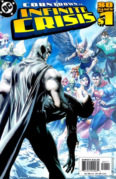 Countdown to Infinite Crisis #1 (2005)