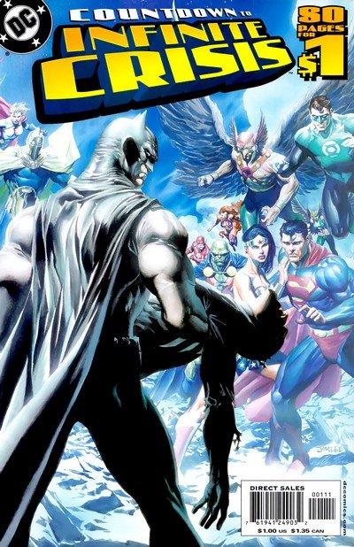 Countdown to Infinite Crisis #1 (2005)
