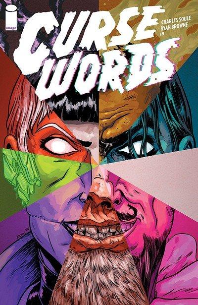 Curse Words #15 (2018)
