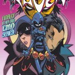 DC Special – Raven #1 – 5 (2008)