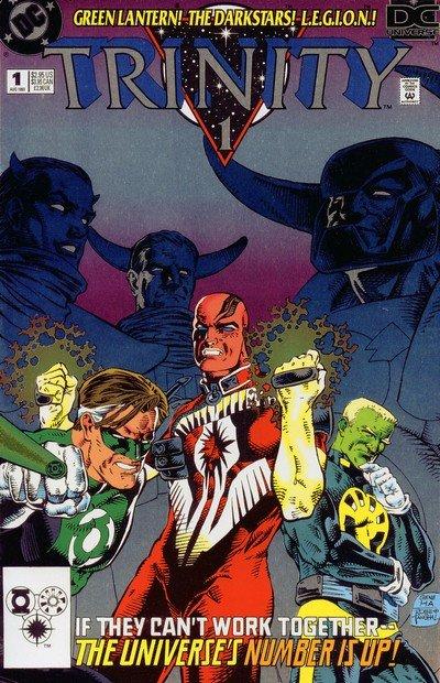 DC Universe – Trinity (Story Arc) (1993)