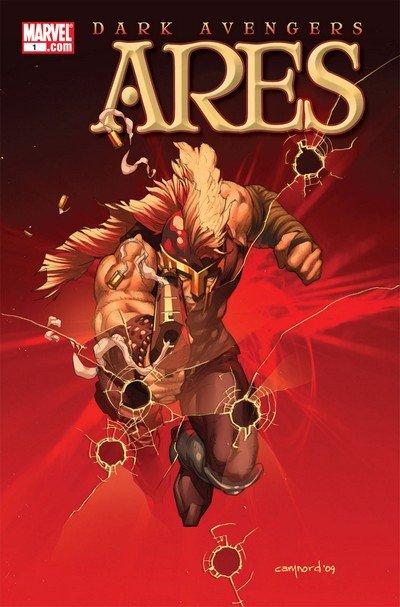 Dark Avengers – Ares #1 – 3 (2009-2010)