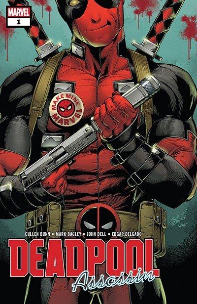Deadpool – Assassin #1 (2018)