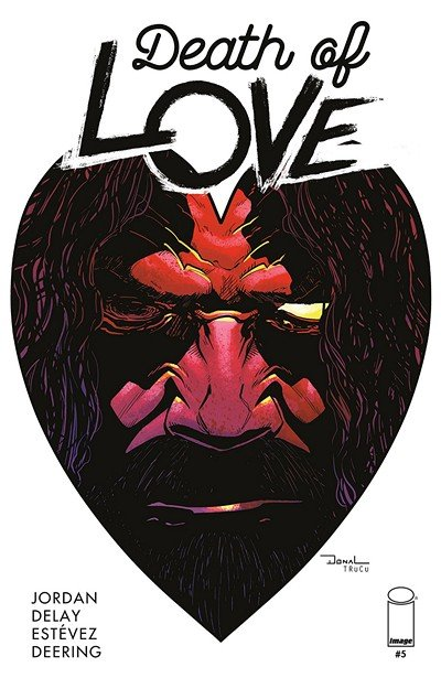 Death Of Love #5 (2018)