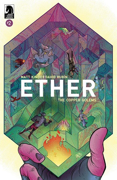 Ether – The Copper Golems #2 (2018)