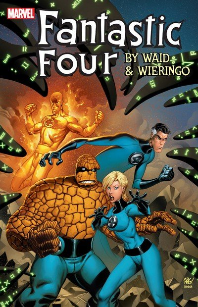 Fantastic Four By Mark Waid and Mike Wieringo – Ultimate Collection – Book 1 (2011)