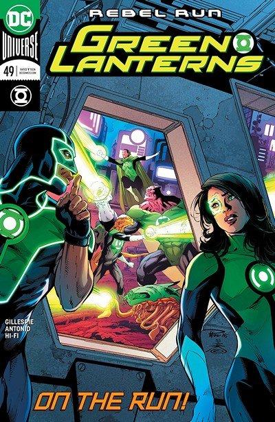 Green Lanterns #49 (2018)