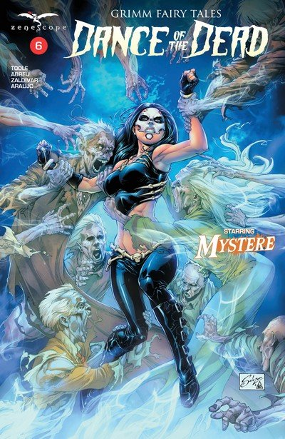 Grimm Fairy Tales Dance Of The Dead #6 (2018)
