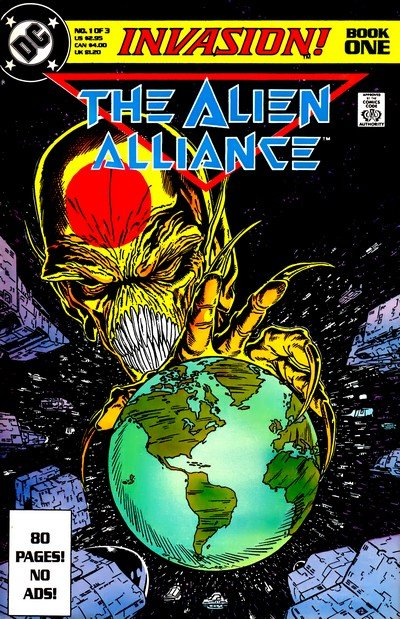Invasion! (Story Arc) (1988-1989)