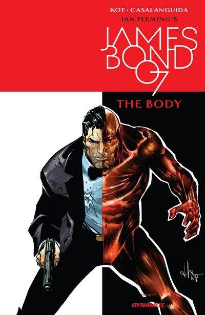 James Bond – The Body #1 – 6 (2018)