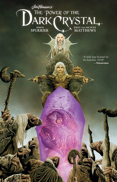Jim Henson's The Power of the Dark Crystal Vol. 1 (TPB) (2017)