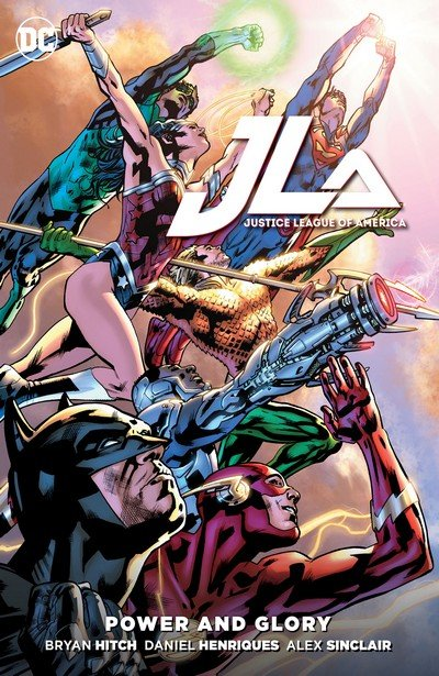 Justice League of America – Power and Glory (TPB) (2017)