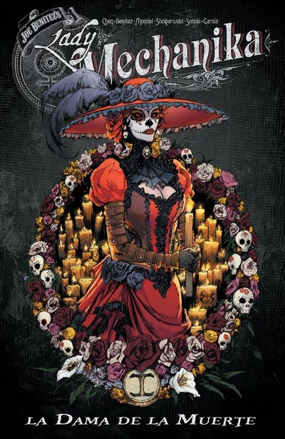Lady Mechanika – La Dama de la Muerte Vol. 4 (TPB) (2018)