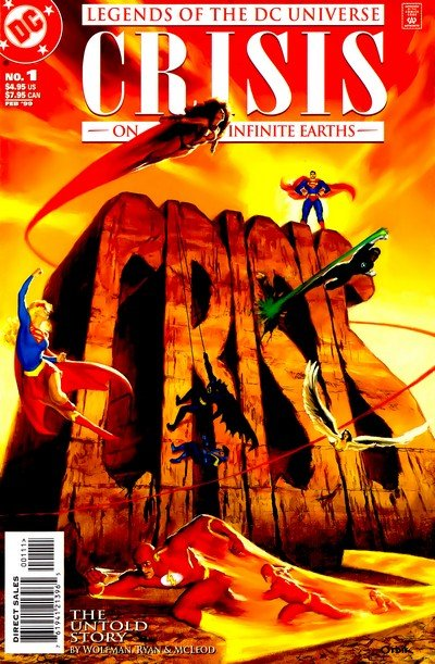 Legends of the DC Universe – Crisis on Infinite Earths (1999)