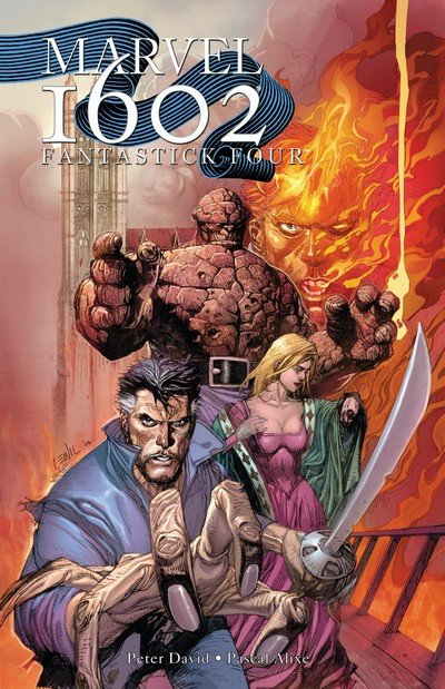 Marvel 1602 – Fantastick Four (TPB) (2007)