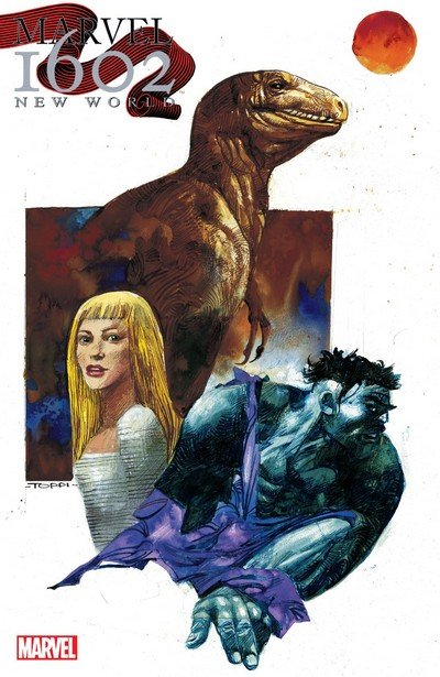 Marvel 1602 – New World (TPB) (2006)