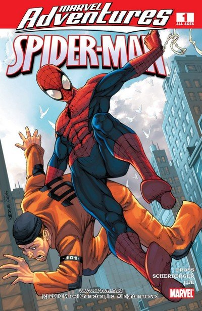 Marvel Adventures Spider-Man Vol. #1 – 61 (2005-2010)