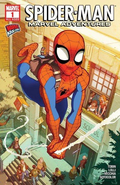 Marvel Adventures Spider-Man Vol. 2 #1 – 24 (2010-2012)