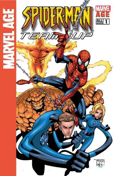 Marvel Age Spider-Man Team-Up #1 – 5 (2004)