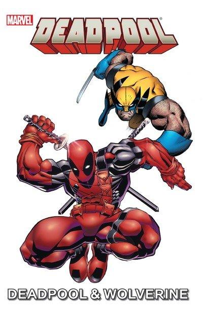 Marvel Universe Deadpool & Wolverine (2016)