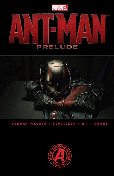 Marvel's Ant-Man Prelude (TPB) (2015)