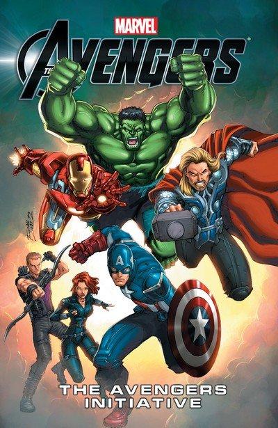 Marvel's The Avengers – The Avengers Initiative (TPB) (2012)