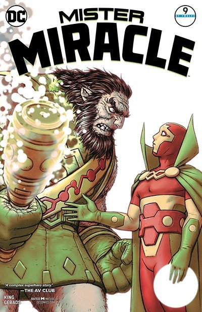 Mister Miracle #9 (2018)
