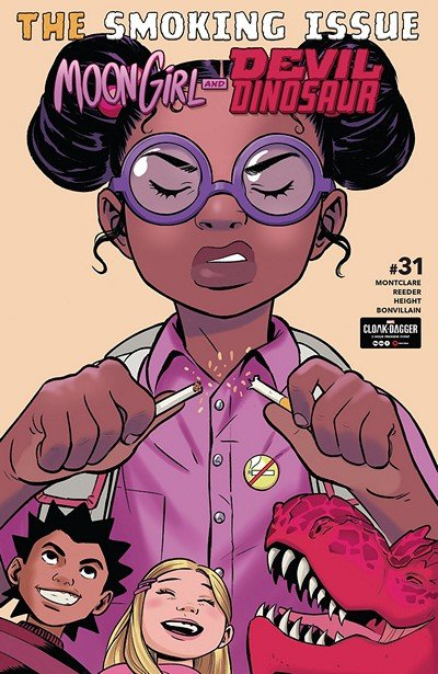 Moon Girl And Devil Dinosaur #31 (2018)