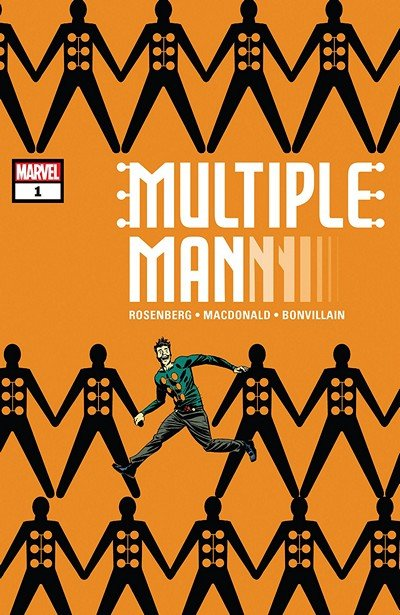 Multiple Man #1 (2018)