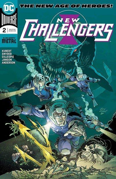 New Challengers #2 (2018)