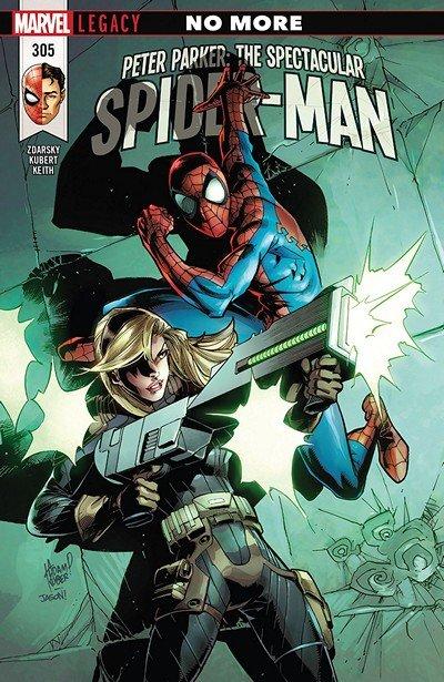 Peter Parker – The Spectacular Spider-Man #305 (2018)