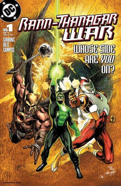 Rann-Thanagar War #1 – 6 + Special (2005-2006)