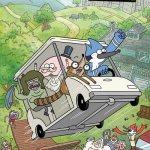 Regular Show Vol. 1 – 10 (TPB) (2014-2018)