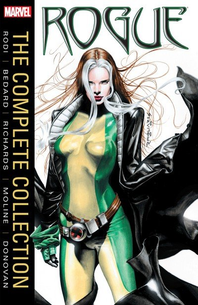 Rogue – The Complete Collection (2015)