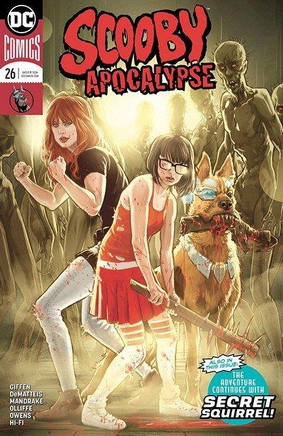 Scooby Apocalypse #26 (2018)