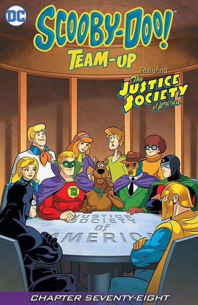Scooby-Doo Team-Up #78 (2018)