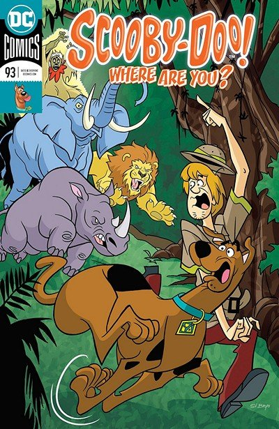 Scooby-Doo Where Are You #93 (2018)