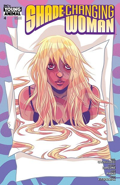 Shade – The Changing Woman #4 (2018)