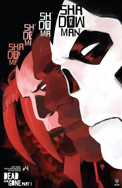 Shadowman #4 (2018)