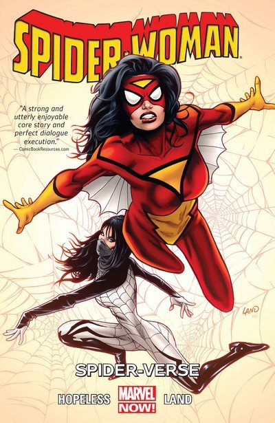 Spider-Woman Vol. 1 – Spider-Verse (TPB) (2015)