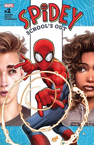 Spidey – School's Out #2 (2018)