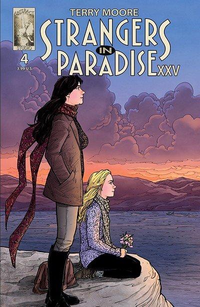 Strangers In Paradise XXV #4 (2018)