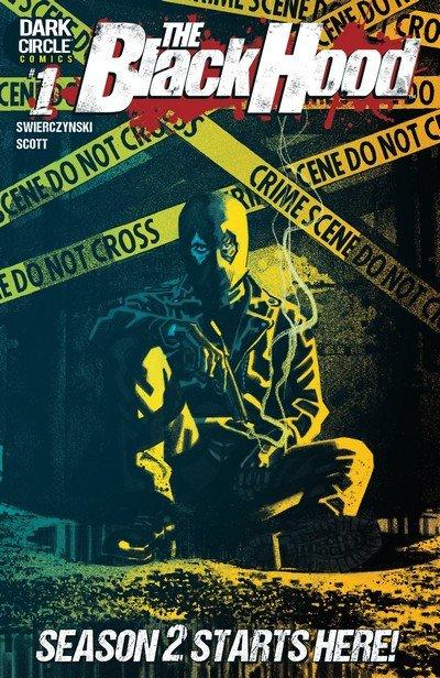 The Black Hood Vol. 2 #1 – 5 (2017)