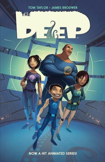 The Deep (TPB) (2017)