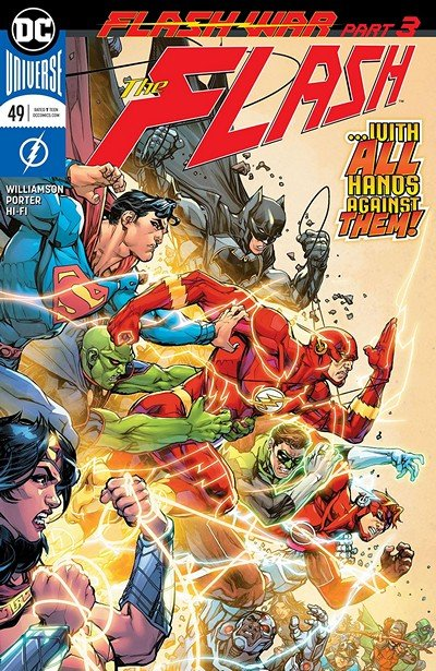 The Flash #49 (2018)