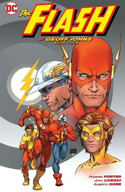 The Flash by Geoff Johns Book 4 (2017)